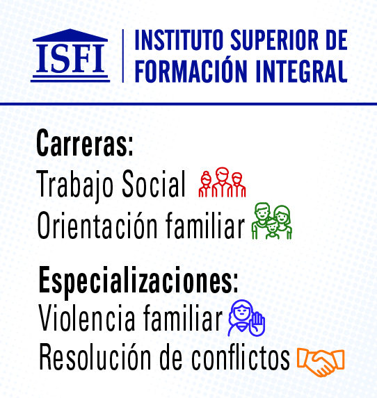 Instituto Superior de Formaci�n Integral (ISFI)